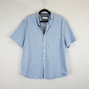Nautica Classic Fit Short-sleeve Button-down Shirt